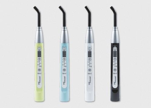Curing Light White