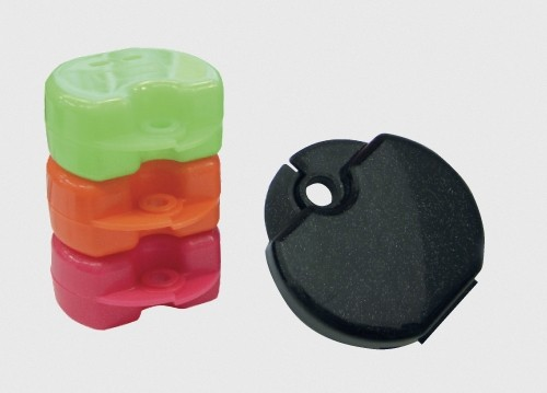 Retainer Boxes metallic colors glitter neon pink